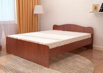 Двуспальные кровати  по акции с матрасом спб