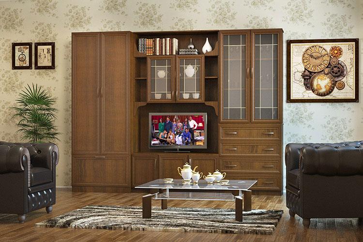 Мебель Для Гостиной Модульная В Москве