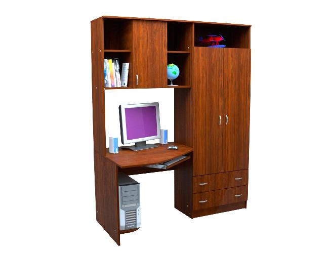 Компьютерный стол вико-26 фм мебель.