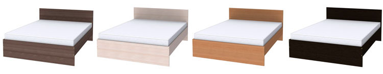 Кровать  от производителя  мик